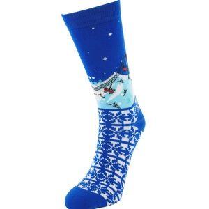 Field & Stream Ski Resort Holiday Cabin Socks